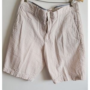 Penguin Stripe Shorts